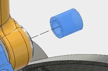 自動分解:レベル1-基準線の表示設定