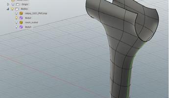 第6回:モノづくりの新しいフロー ~ 3Dスキャンを併用したモックアップ 後編