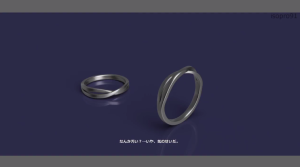 Fusion360で指輪をつくってみよう
