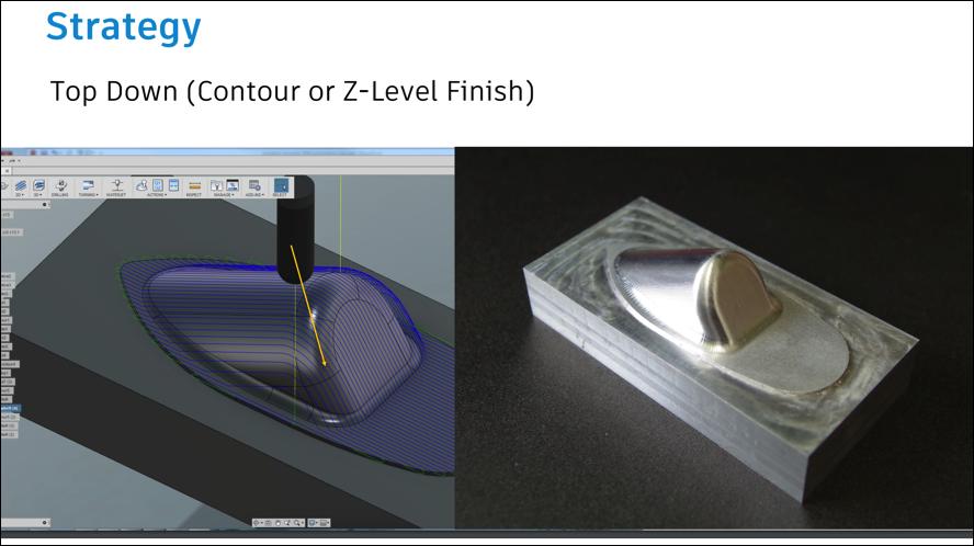 Autodesk University 2016 レポート 高い品質の切削加工