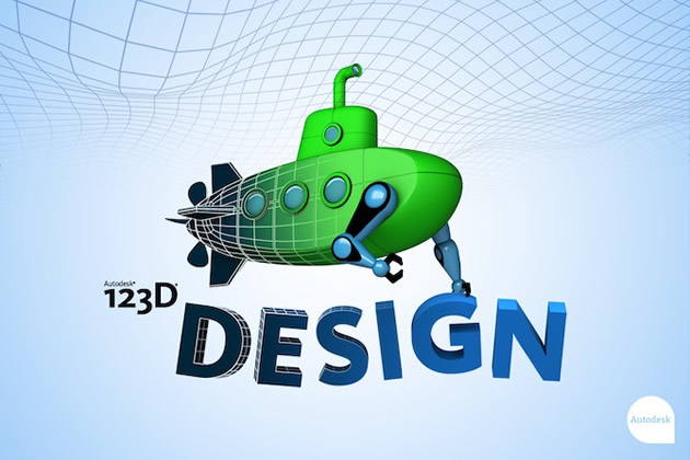 【拡散希望】4月初頭に無償3DCAD 123D Designのデータがなくなる?!