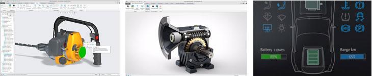 Creo Parametric(旧Pro/ENGINEER):PTC社