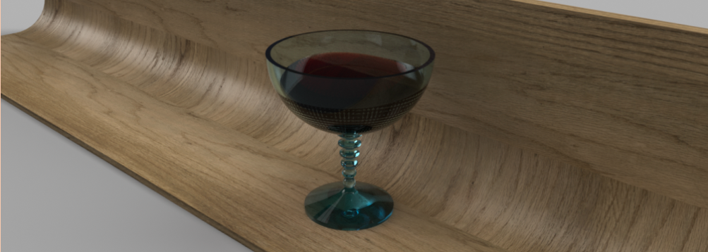 ワイングラスを作ろう!