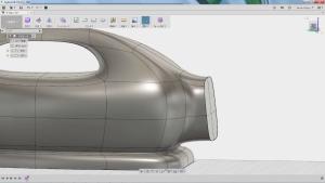 Fusion 360のスカルプト面を使いこなせ!平坦化