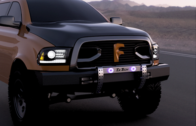 【Fusion 360 ユーザー事例紹介】4WD・SUV・キャンピングカー車 カスタムパーツ T.K テック 様