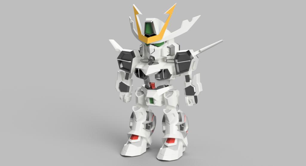 大河原邦男さんデザインのオリジナルロボット『イグザイン』