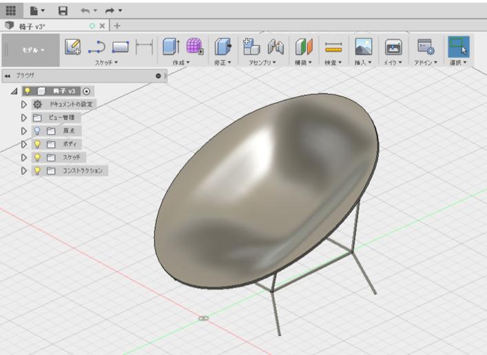 Fusion 360で作成した家具や建具などの3DデータをRevitで活用しよう