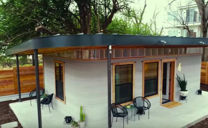 家まで出力!?3Dプリンターで作成された家を紹介