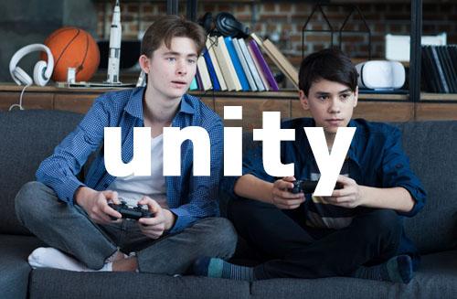 Unityはじめました!