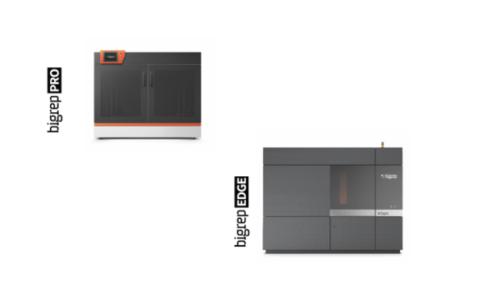 既存の造形イメージを覆す3Dプリンター「BigRep PRO」と「BigRep EDGE」の発売が開始!