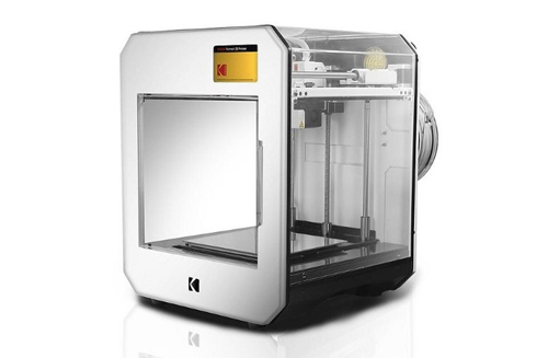 コダックがプロスペックのデスクトップ型3Dプリンターを発表