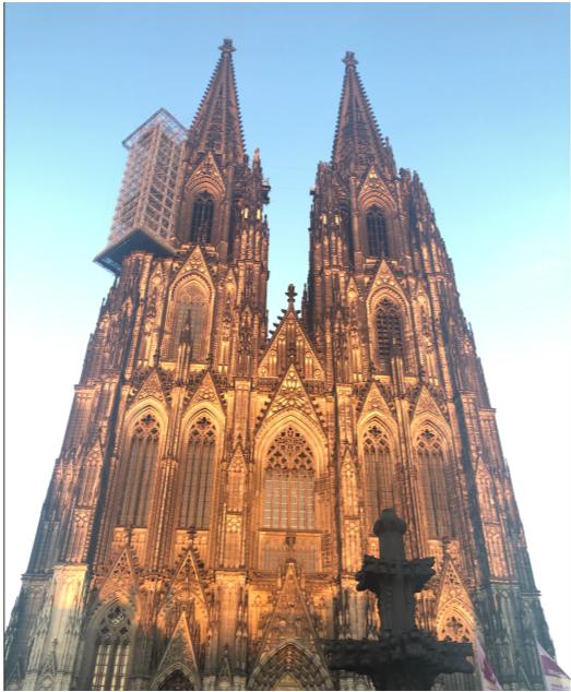 ケルン⼤聖堂の写真