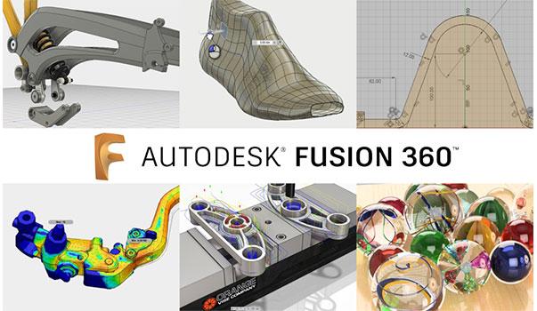 フリー(無料)でも使える高機能3D CAD Fusion 360とは