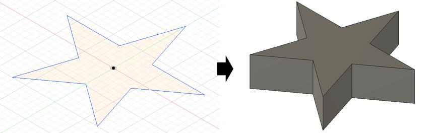 スケッチから3Dモデルを作成