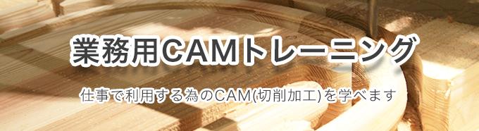 CAM講習