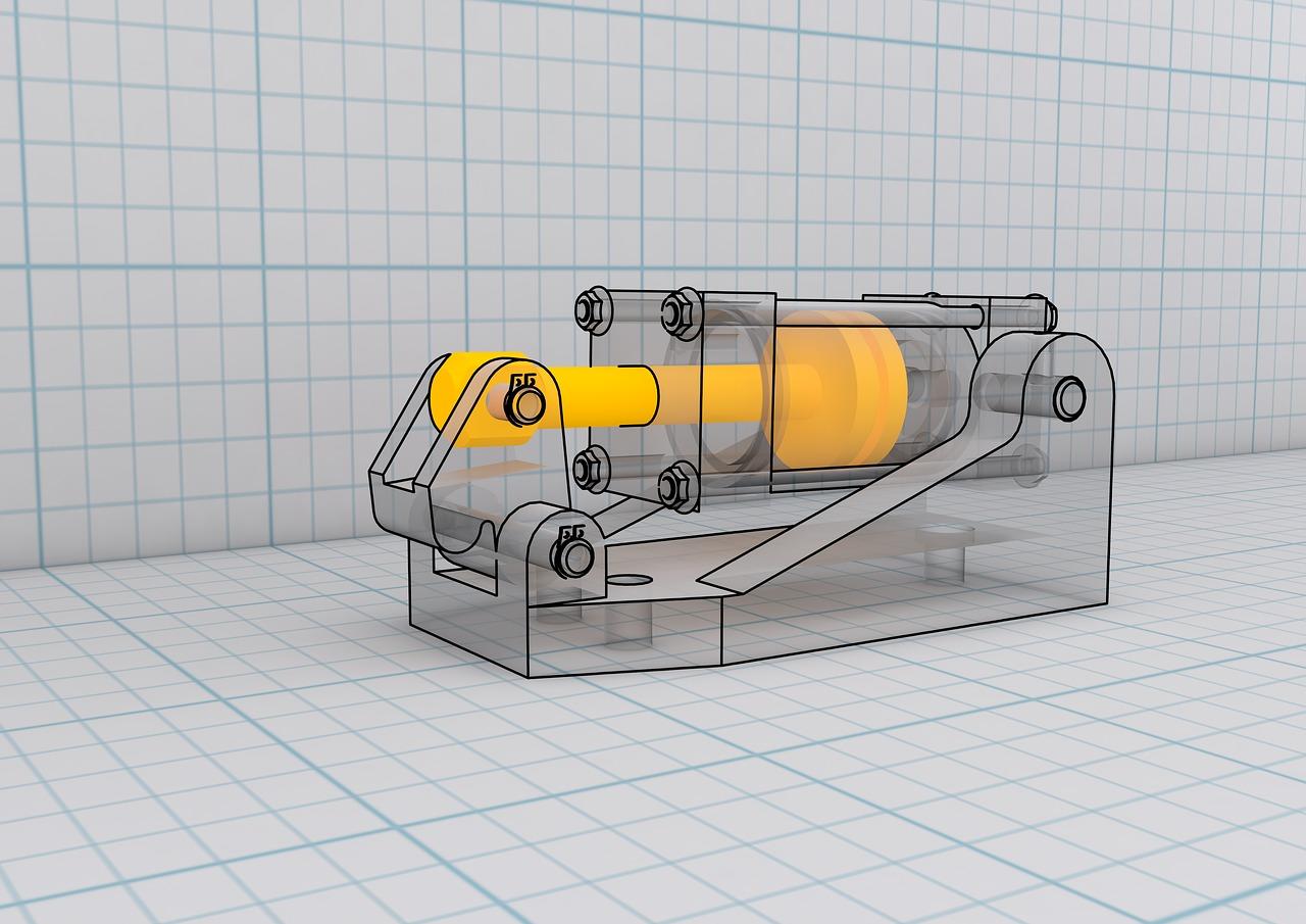 3DCADのイメージ