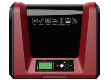 ABSフィラメントが使える小型3Dプリンター「ダヴィンチ Jr. Pro X+」新発売!