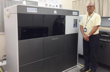 大型の産業用3Dプリンターが勢揃い!株式会社イグアスの3Dソリューションセンターを見学してきました