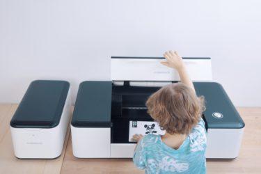 カメラ内蔵のデスクトップ型レーザーカッター「Laserbox」の国内販売を開始!
