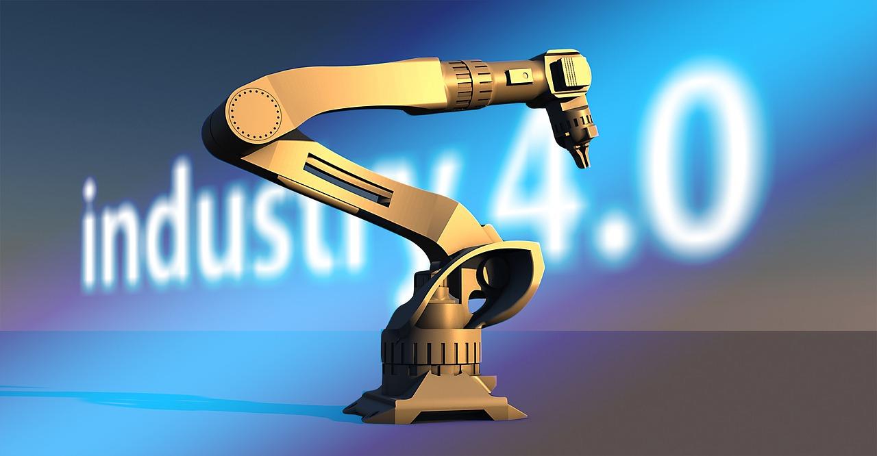 工作機械とロボット