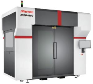 大型・高速造形でサイングラフィック製作が変わる! 3Dプリンタ 「3DGD-1800」 販売開始へ!