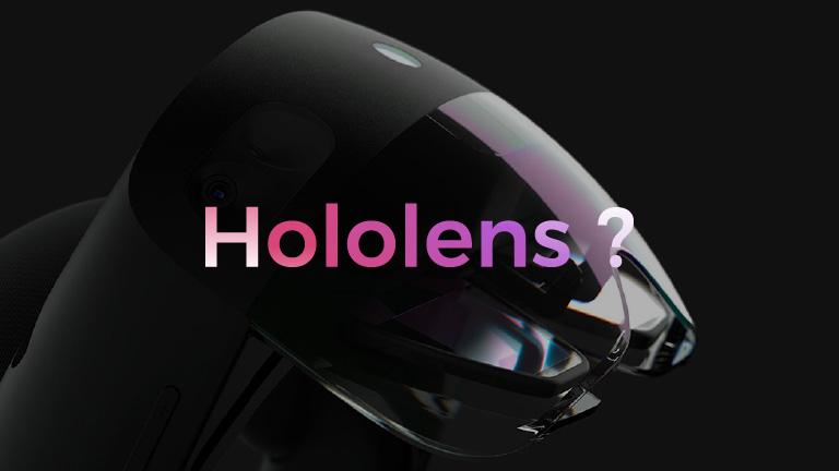 VRホロレンズ
