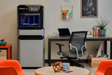 ストラタシス、導入しやすい価格でオフィスに最適なデザイナー向けJ55フルカラー3Dプリンタを発表へ!