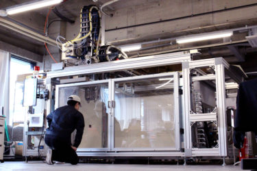 EXTRABOLD社、独自開発の新型ヘッドを搭載した可搬性の高い大型3Dプリンター最新機を発表!