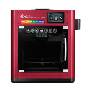フルカラー3D印刷が身近に!「XYZプリンティング ダヴィンチ Color」をご紹介!