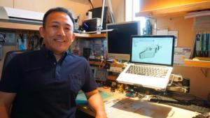 Fusion 360を活用してロボットやIoTデバイスの開発を行っているbloomakeLab