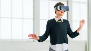 VR/ARが可能とするディスプレイから解放されたモデリング・スタイル