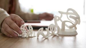 東京デザイナーズウィーク学生グランプリ受賞の「かなころ」が示す3Dフォントの可能性