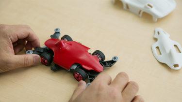 Fusion 360と3Dプリンターを活用してルアーやミニ四駆を製作