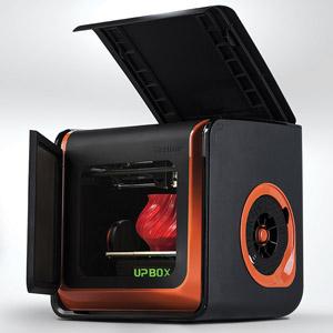 シリーズ最上位機種の3Dプリンター、Tiertimeの「UP! BOX+」をご紹介!