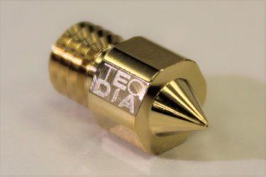 フィラメント溶融方式3Dプリンターの常識を覆す、超微細 0.1mmノズルとは?!