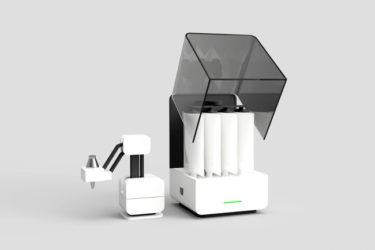 スイーツ専用の食品3Dプリンティングシステム「Topology」開発へ!