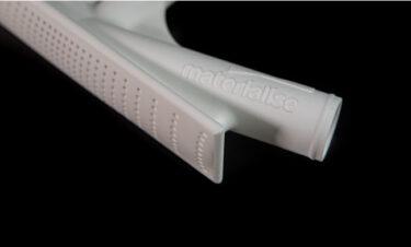 マテリアライズが最大100%再利用可能な材料を使用した3Dプリントサービスを開始へ!