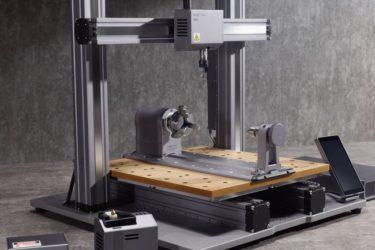 高精度な彫刻が可能に!3DプリンターSnapmaker2.0専用ロータリーモジュール日本上陸!