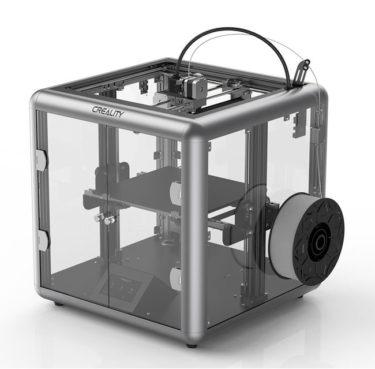 安定性安全性を向上した3Dプリンター「Creality 3D Sermoon D1」新発売へ!