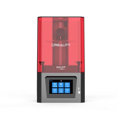 強力で均一な光源を採用・高寿命化した光造形式3Dプリンター「Creality 3D HALOT ONE」をご紹介!